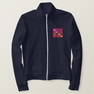 Dive Flag Logo Jacket