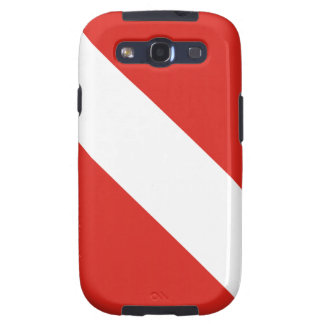 Dive Flag Samsung Galaxy SIII Cover