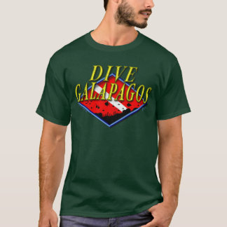 Dive Galapagos Dark T-shirt