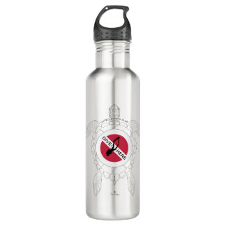 Dive Here 710 Ml Water Bottle
