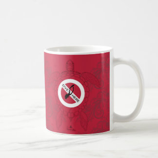 Dive Here Coffee Mug