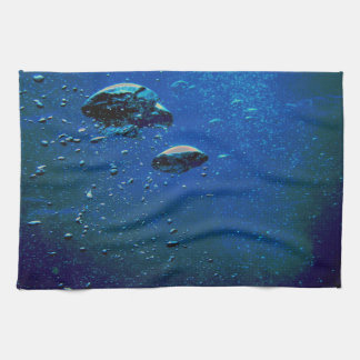 Dive into it - tea towel
