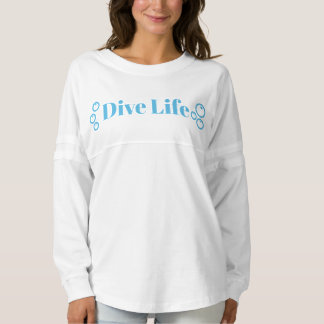 Dive Life Long Sleeve Spirit Jersey