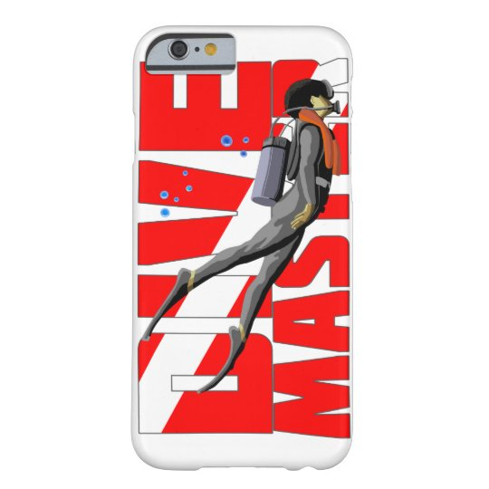 Dive Master Barely There iPhone 6 Case