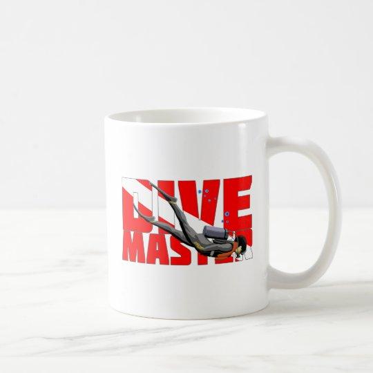 Dive Master Coffee Mug