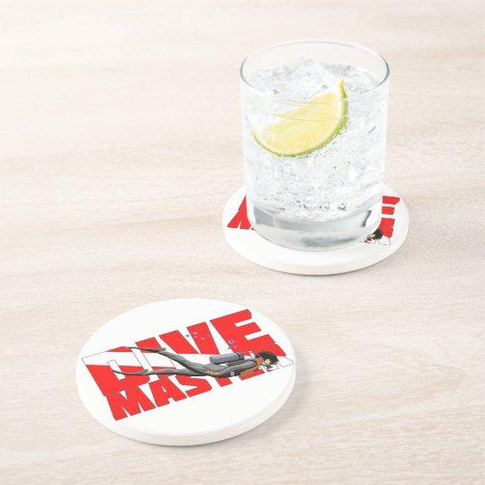Dive Master Drink Coaster