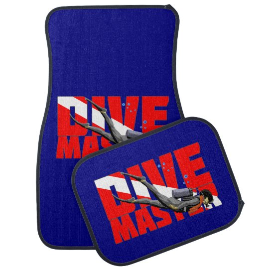 Dive Master Floor Mat