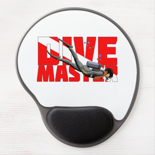 Dive Master Gel Mouse Pad