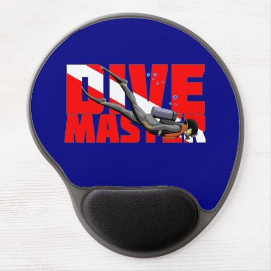 Dive Master Gel Mouse Pad