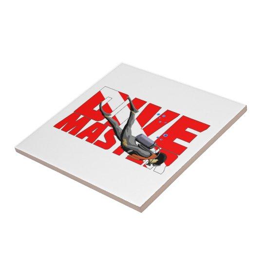 Dive Master Tile