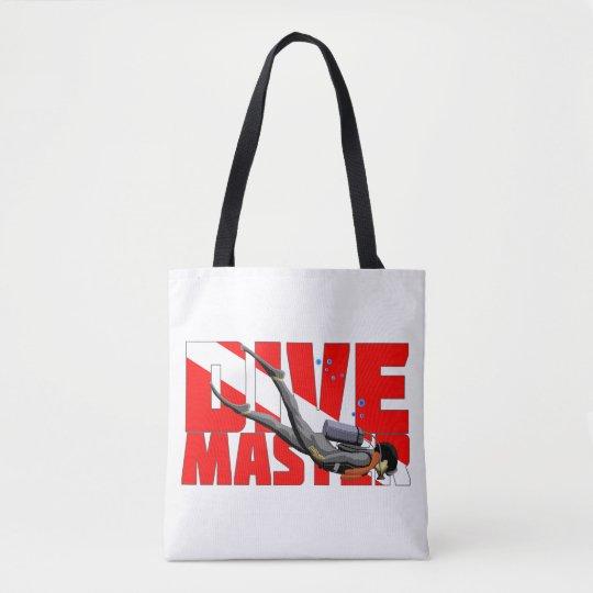 Dive Master Tote Bag