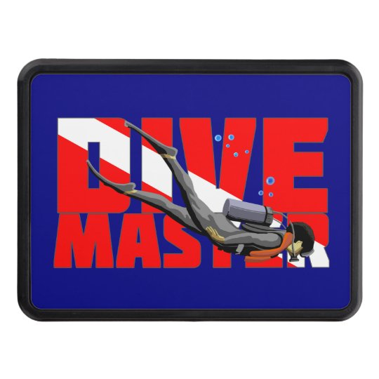 Dive Master Tow Hitch Covers