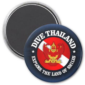 Dive Thailand (rd) Magnet