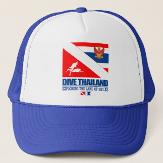 Dive Thailand Trucker Hat