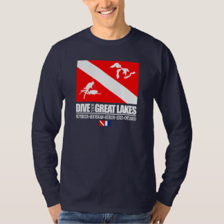 Dive The Great Lakes T-Shirt