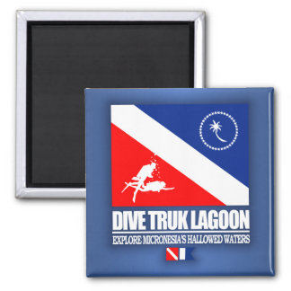 Dive Truk Lagoon Magnet