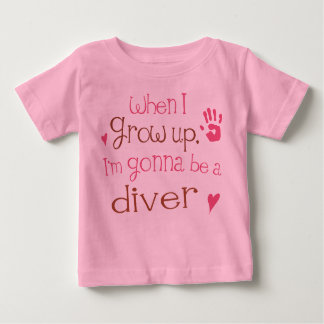 Diver (Future) Infant Baby T-Shirt