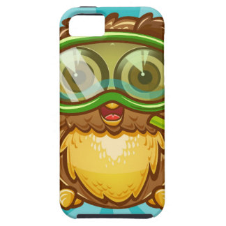 diver owl iPhone 5 cover