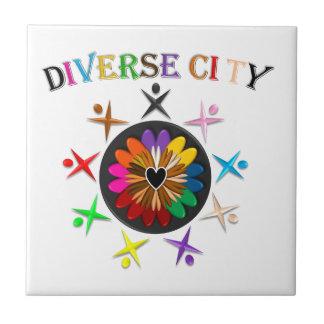 Diverse City Tile