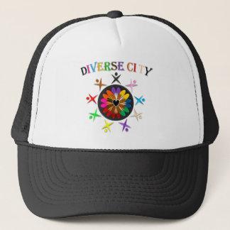 Diverse City Trucker Hat