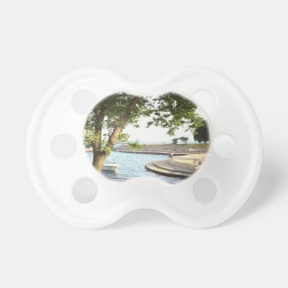 Diversey Harbor Chicago Lakefront 1970's Pacifier