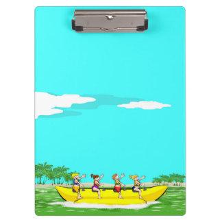 Diversion of summer clipboard