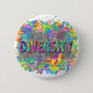 Diversity. 2 Inch Round Button