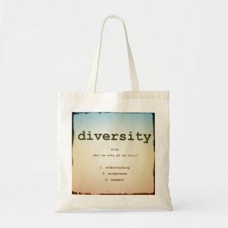 Diversity Budget Tote Natural