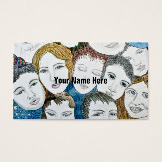 Diversity Business Card