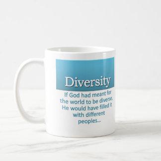 Diversity Definition Classic White Coffee Mug