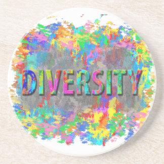 Diversity. Drink Coasters