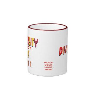 Diversity Embrace Diversity Custom Mug