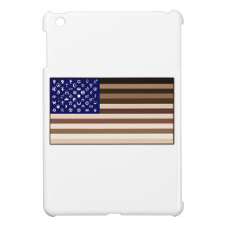 Diversity Flag iPad Mini Covers
