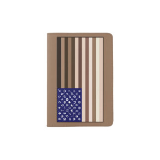 Diversity Flag Passport Holder