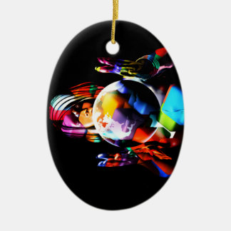 Diversity in the Workplace or Business Office Ceramic Ornament