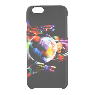 Diversity in the Workplace or Business Office Clear iPhone 6/6S Case