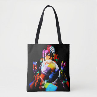 Diversity in the Workplace or Business Office Tote Bag