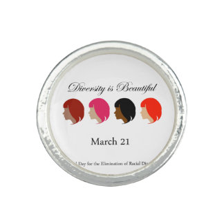 Diversity is beautiful- March 21 Ring