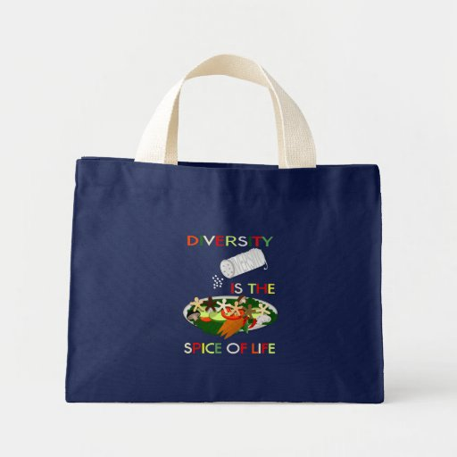 Diversity Is the Spice of Life Tote Bag
