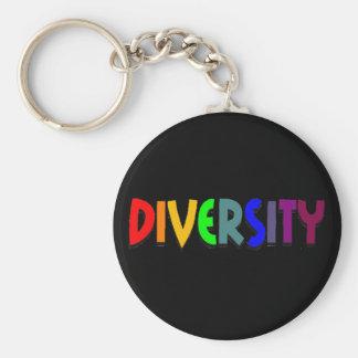 Diversity Keychain