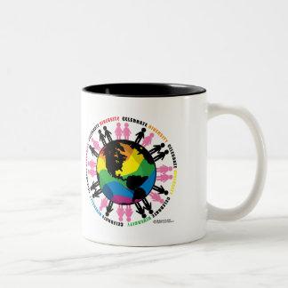 Diversity LGBT Mugs