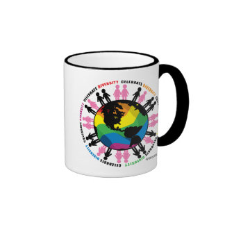 Diversity LGBT Mug