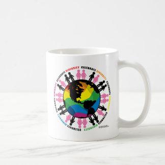Diversity LGBT Coffee Mug