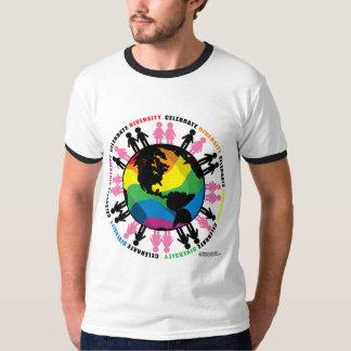 Diversity LGBT Tshirt