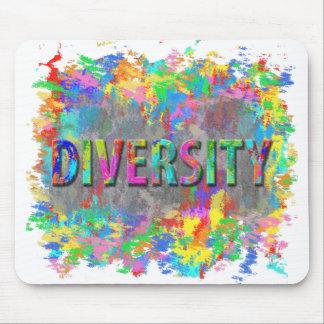Diversity. Mouse Pad