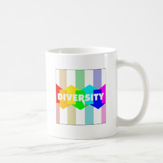 Diversity Coffee Mug