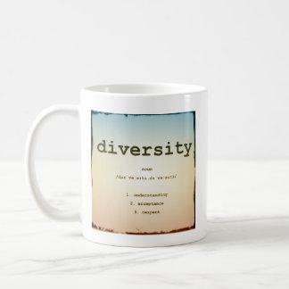 Diversity Mug White