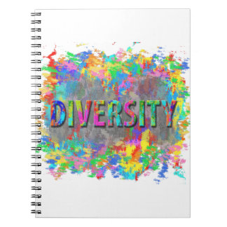 Diversity. Note Books
