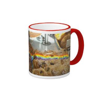 Diversity Pastries Ringer Coffee Mug