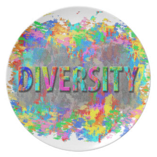 Diversity. Plate